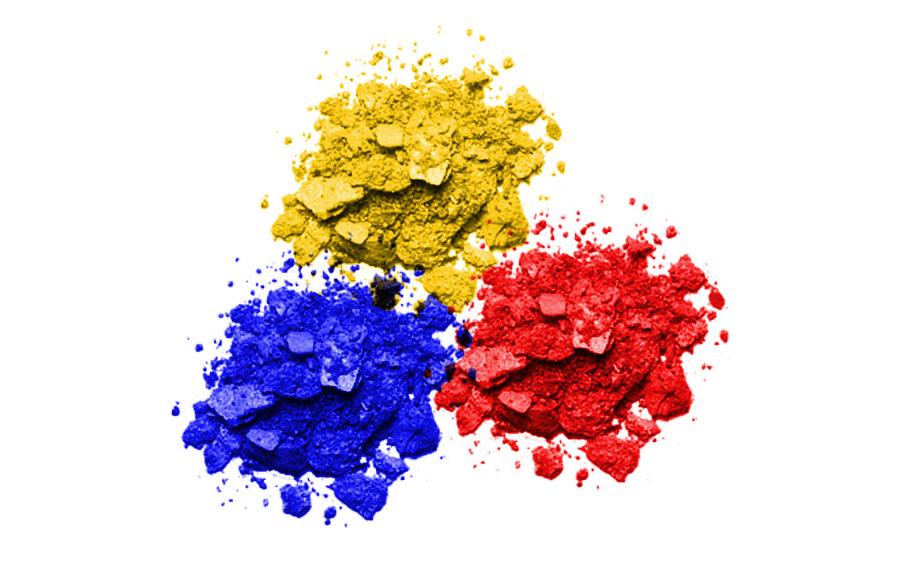 Teoría del color en el maquillaje. Parte 1